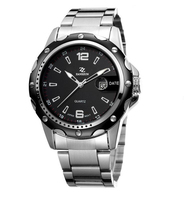 Fashion Stainless steel custom watch dial wrist watch