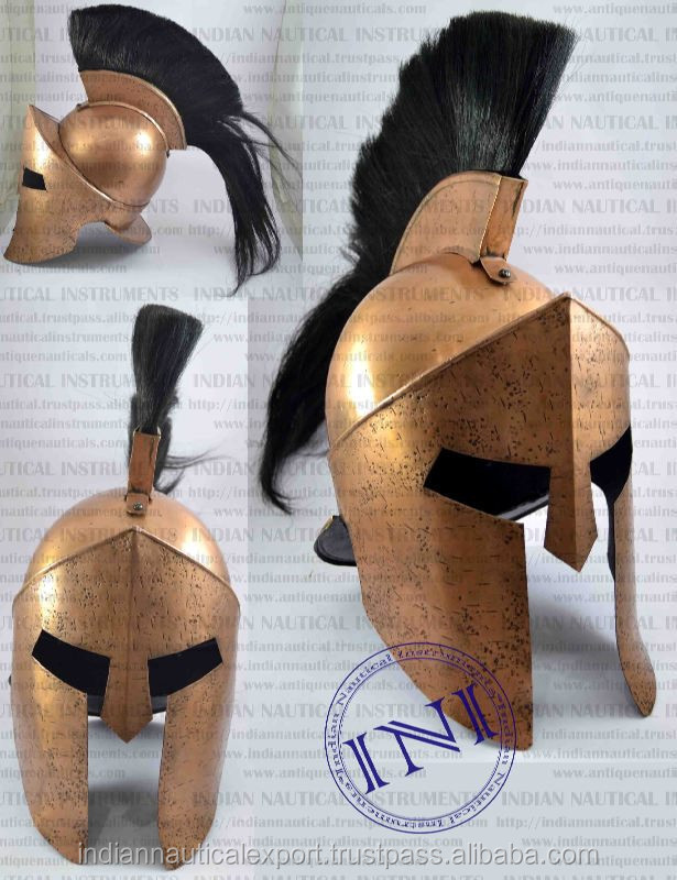 Medieval Armour Helmet, Spartan Armour Helmet, Warrior Armour Helmet