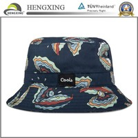 All over print bucket hat floral bucket hat cheap bucket hat