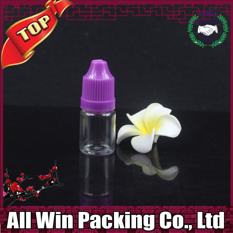 Dainty 3ml plastic squeeze bottle used as eye drop containers . for liquid medicine any pharmaceutical use