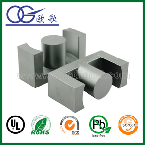 Manufacturer direct supplier ferrite core etd59/large size ferrite core/big size ferrite core