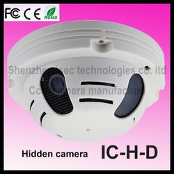 CCD Sensor Smoke Detector Alarm System(IC-H-D)