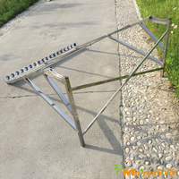 Solar Water Heater Frame For Pitched Roof(Used Galvanized Steel,Stainless Steel,Aluminum Alloy)