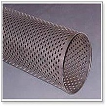 perforated metal roofting sheet