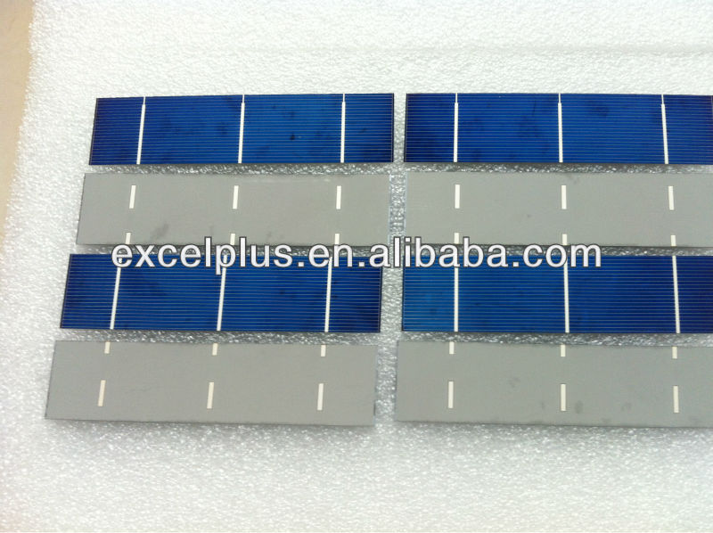 2013 hottest low price 6x6 5x5 3x6 2x6 Photovoltaic poly solar cell in solar energy