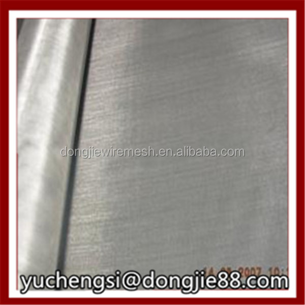 DJ-2014NEW-100 ISO9001 31years factory ss 304 emi/rfi shielding mesh
