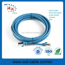 CAT6 RJ45 Ethernet Network LAN Patch Cable Blue Cord Feet utp CAT 6 cable