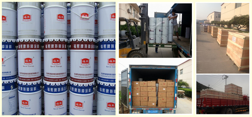 Steel Anticorrosive Oil Resistant Waterproof Paint