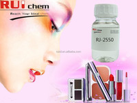 Silicone Wax RJ-2550 for eyebrow pencil lipstick conditioner Stearyldimethicone