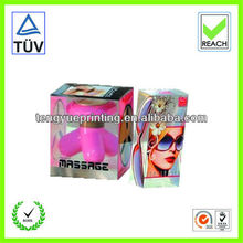 sunglasses packaging/clear square plastic box/plastic containers for sunglasses