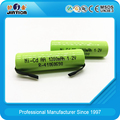 NiCD AA 1300mAh 1.2v rechargeable battery with BIS certificate