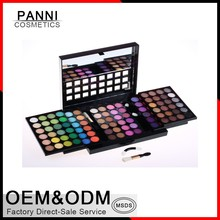 Pro 96 Color foldable eyeshadow palette,makeup case,make up cosmetics