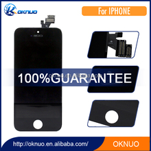 China Products High Quality for iPhone 5 LCD Display with Digitizer Touch Screen Assembly