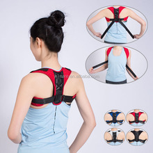Effective healthy product back and shoulder posture support belt shaping posture corrector for women and men