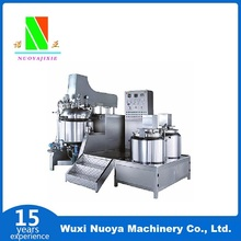1300L cosmetic facial cream making machine