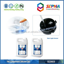 SEPNA LED transparent liquid Silicone Sealant Reactors Making Silicone Sealant 100 rtv Silicone Sealant---- SI2603
