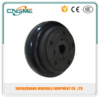 F type tyre coupling extruder machine, pump fitting