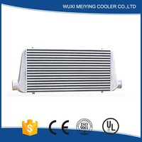 Stable quality all aluminium water cooling oil cooler radiator car radiator