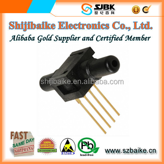Original New Pressure Transmitters 24PCAFA6D Pressure Sensor PSI Differential Male Tube Dual 0 mV ~ 45 mV (10V) 4-SIP Module