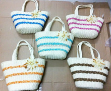 Best Selling Fashion Design Various Color Straw Bags