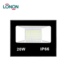 High brightness outdoor waterproof 20w fishing boat led flood light