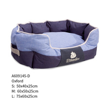 custom luxury pet dog bed waterproof