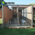 Australian standard Large outdoor galvanised chain link pet enclosure/dog kennels & dog cage & dog runs