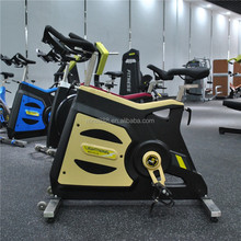 Wholesale top quality commercial fitness equipment heavy use spinning bike / gym equipment