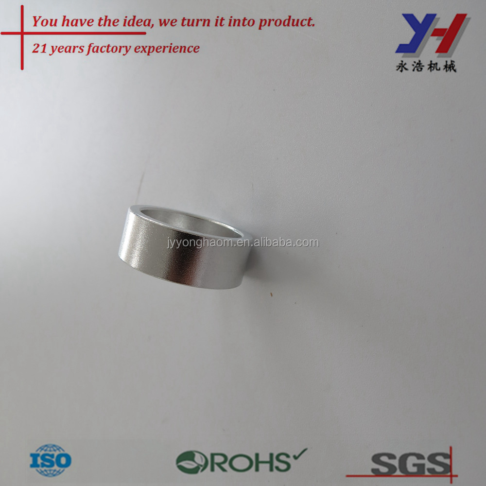 OEM customized high precision aluminum bird ring for canary bird