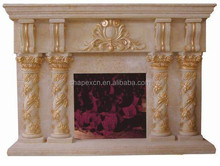 Water jacket fireplace with good quality