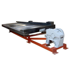Small Gold Mine Equipment 6-S 4.08 Shaking Table