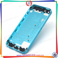 2016 hot back housing covers for iphone 5G 5S from China market