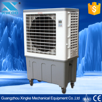 portable air cooling system/ water cooling fans