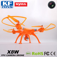 Hot WIFI 2.4G 6-Axis RC FPV Camera Drone Syma X8W / X8W-1 With New Package!