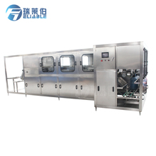 Fully Automatic 20 Liters 5 Gallon Barrel Washing Filling Sealing Machine in China