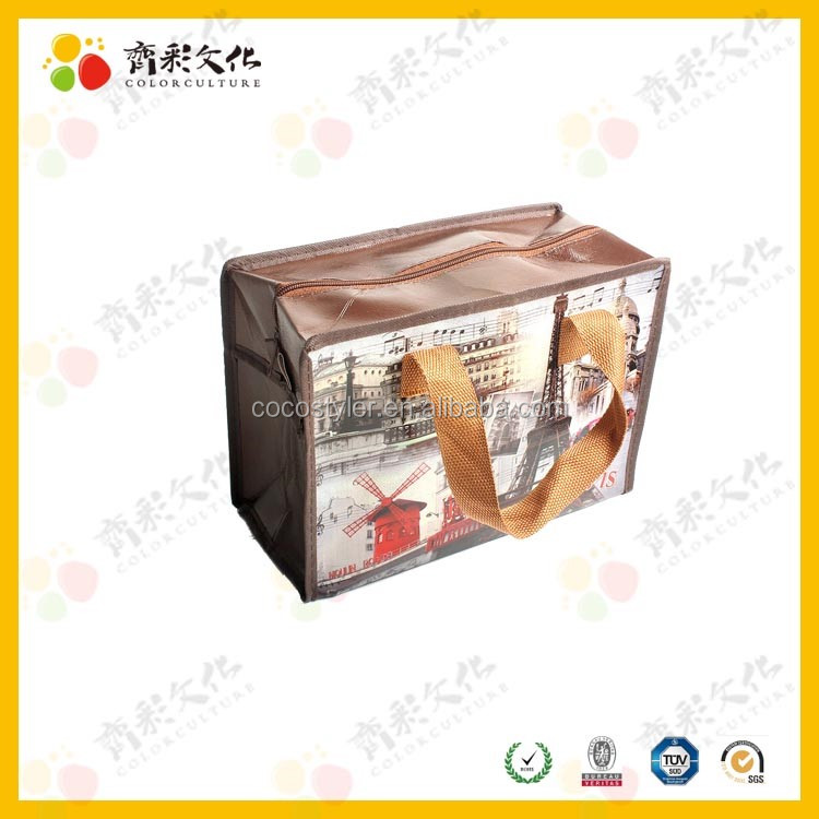 promotion high quality non woven large tote bag