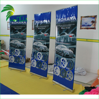 Fashinable Custom Printing Promotion Roll Up Banner Design for Sale