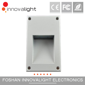 INNOVALIGHTnew design 6w outdoor recessed led statir light