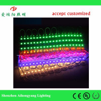 accept custom 2835/3030/5050/5630/2835 3 leds,led smd module