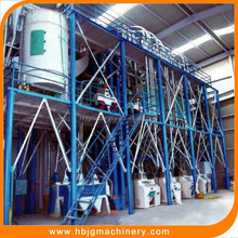 Large-scale wheat flour mill milling machine for Pakistan/Asia/Africa