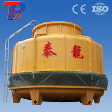 Counter Flow FRP Open Type yellow ceramic cooling tower