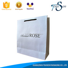 Fashion and accept custom order christmas paper gift bag products you can import from china