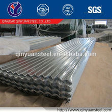 roofing corrugated color steel panel from factory, hot price corrugated aluminum sheet from China