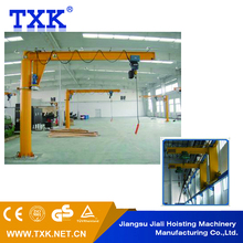 High Quality Swing Arm Hoisting Jib Crane 5 Ton
