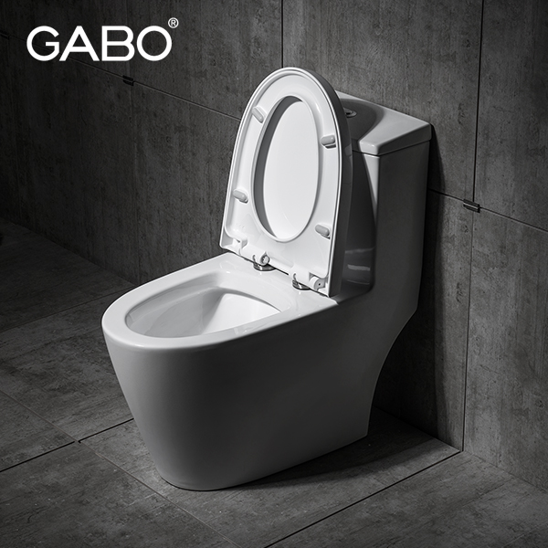 High Quality Composite Toilet Made from Ceramic