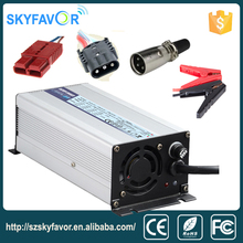 24V series 29.4V 7S Li-ion battery charger 29.2V 8S LiFePo4 battery charger 29.4V Lead acid battery charger
