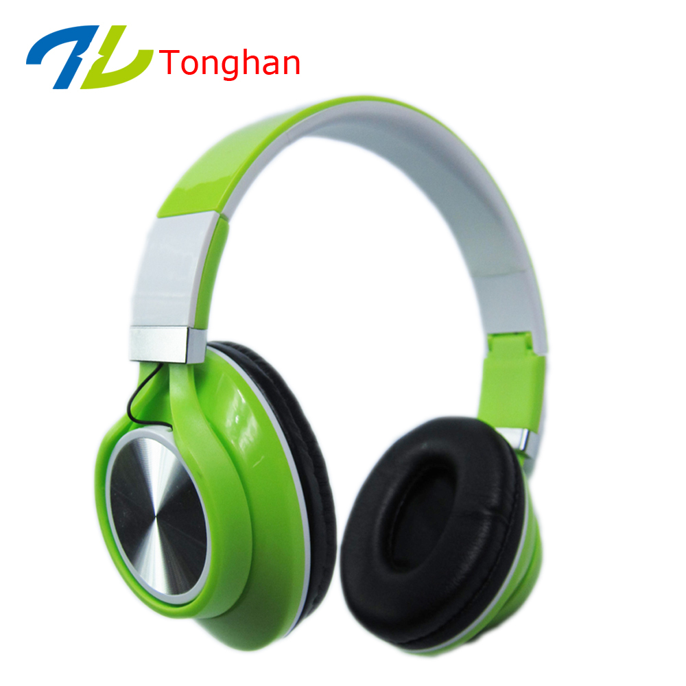 Cheap noise cancelling headphones oem headset microphone for gift