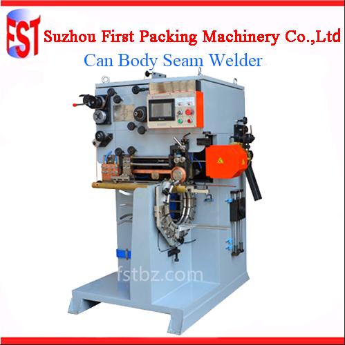 Semi-automatic Can Body Welding Machine/ Tin Can Welding/ Tomato Canning Machine