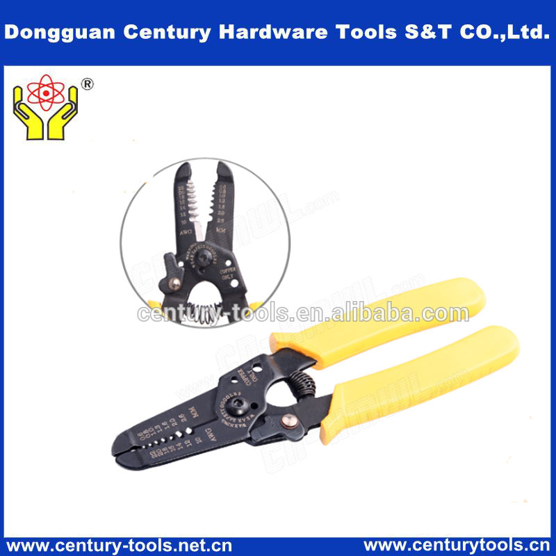 SJ-049 High quality purpose lead sealing pliers function of wire cutter chain cutting pliers combination pliers