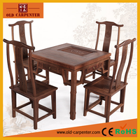 2016 New Design Luxury Chinese Wooden Mahjong Table